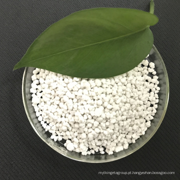 Adubo composto granulado azul NPK orgânico