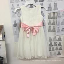 Цветок девочки/Принцесса девушки /белое платье /ребенок свадебное платье