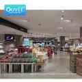 Ouyee Gondola Shelves Wood Shelving Metal Display Grocery Racks Supermarket Rack Supermarket Shelf Rack