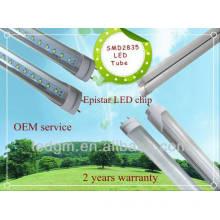 Factory Price 1.2m T8 LED Tubo 2835 Fluorescent Tube