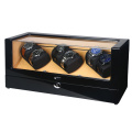 Reloj Winder Shaker Box Case Display de almacenamiento