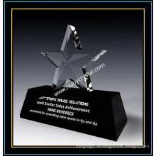 Crystal Star Award Trophäe Geschenk 6 Zoll hoch (NU-CW864)