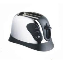 2 Stück Smart Toaster / schwarz (WT-832)