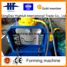 Metal Greenhouse Gutter Cold Roll Forming Machine