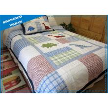 2 Stück Baumwolle Bettwäsche Stickerei Baby (Kinder) Quilt
