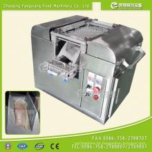 Desktop Pork/Beef /Mutton Meat Bias Cutting Machine