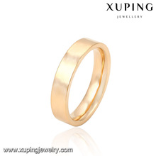 14028- Xuping Common style man and women unsex gender brass ring
