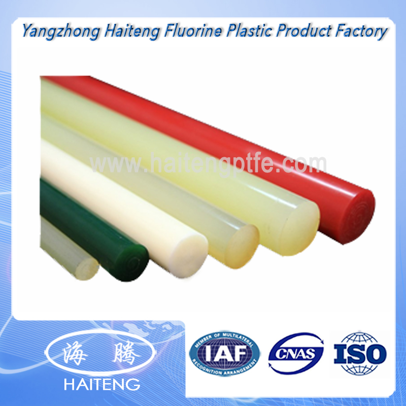 Light Yellow Polyurethane Tube Polyurethane Rod