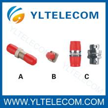 Fibre optique adaptateur ST/FC SM/MM adaptateur