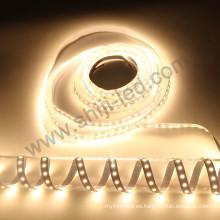 8mm de ancho DC12V color sólido 120 LEDs / m tira led 2835 3528