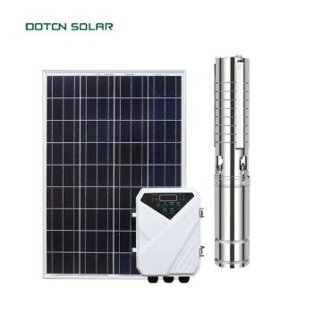 Off-Grid-Solarenergie-Tiefbrunnen-Solarpumpe