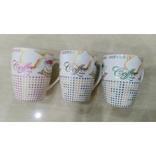 Customized Ceramic Tableware Mug with Handle