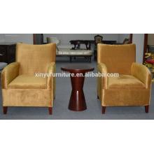 New design hotel reception armchair XYN2531