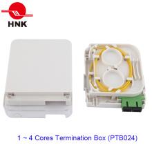 FTTH 1 порта для оптических микроконтактов для SC адаптеров