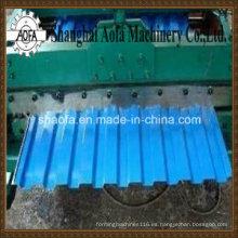 Máquina formadora de rollos en frío para puerta de garaje (AF-D792)