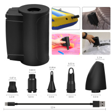 Safe Air Pump with Ergonomic Body Design