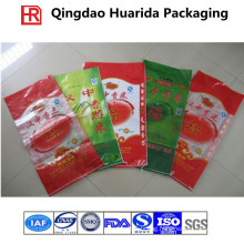 Customized PP Woven Bag for Pet Food/Fertilizer with Colorful Printing