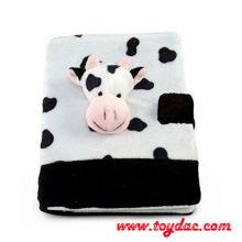 Plush Kids Cow Notebook