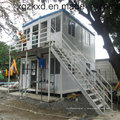 Flat Pack Container Office with Ce Certification