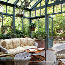 Aluminium Alloy Sunroom with Tempered Glass in China (FT-S)