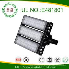 O UL aprovou a luz de inundação exterior do dossel do túnel do diodo emissor de luz de IP65 150W (QH-FLXH03-150W)