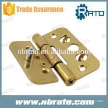 RH-112 4 inch iron heavy duty cabinet door hinge