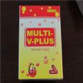 Tabletas multivitamínicas