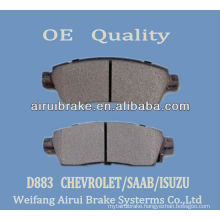 D883 CHEVROLET trailblazer car part accessory