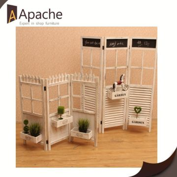 Hot selling factory directly hair salon display shelf