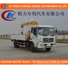 Crane Mounted Truck