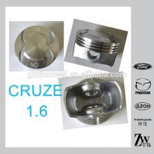 Gute Leistung GM CRUZE 1.6 Auto-Motorkolben-Set made in China