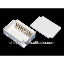 2015 Hot Sale Plastic Terminal Block Box Tj-10p