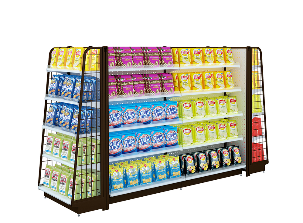 Convenience Store Display Stand