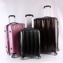 Aluminium Trolley ABS Suitcase