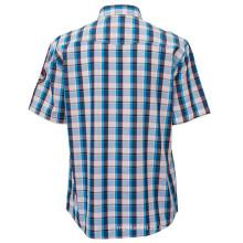 Camisas casuales de verano de manga corta para hombre