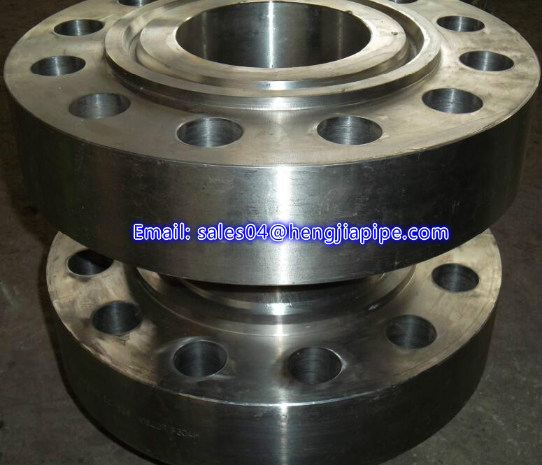 weld neck forged flange