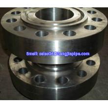 weld neck SCH40 ANSI flange