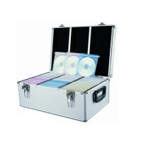 Aluminum Hard Carrying CD Caseand Storage Boxes