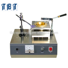 export Good Quality Auto Scan Cleveland Manual type Open Cup Flash Point Tester