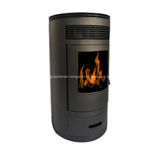 Infrared Electric Fireplace Heater with 3D Flame Effect