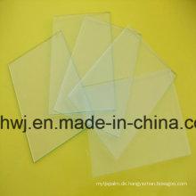 Clear Welding Glass, White Welding Linsen, Transparente Schweißen Glas, Weiß Glas Hersteller