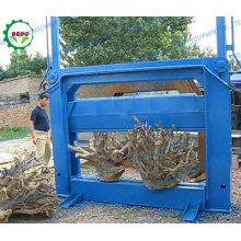 Neuer Typ elektrischer hydraulischer vertikaler hölzerner Holzspalter 0086 133 4386 9946