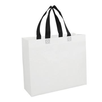 Bolso de compras del totalizador no tejido