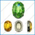 Fancy Stones Perlen mit Klauen Einstellungen