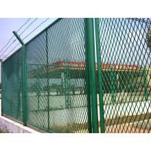 Vedação de malha expandida usada para proteção (PVC)