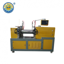 Máquina mezcladora de prueba de goma de 9 pulgadas