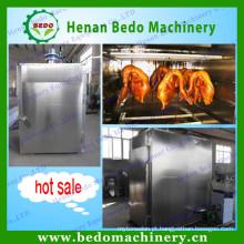 China 2015 fornecimento de fábrica de carne de peixe industrial fumantes / fumaça forno / carne fumante para venda com CE