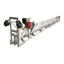 Frame concrete vibratory truss level screed machines