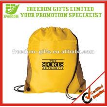 Top Quality Promotional Nylon Drawstring Bag
