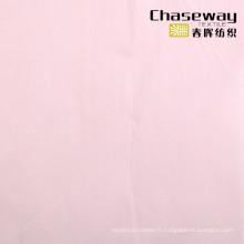 Tissu élastique en coton et T400 Spandex